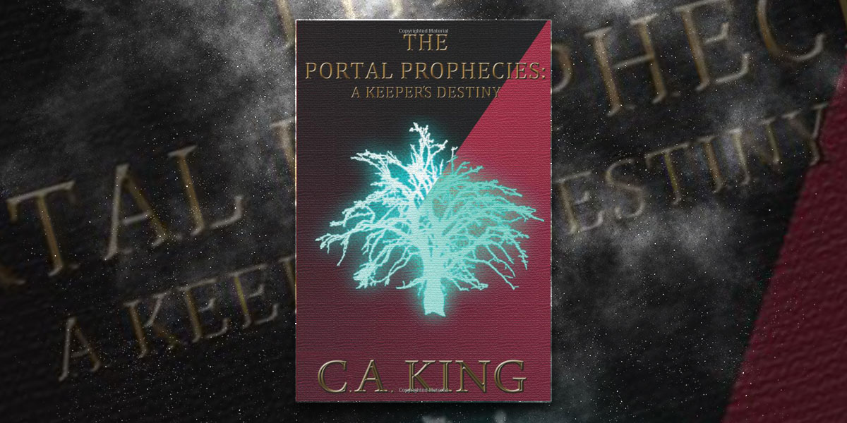 The Portal Prophecies: A Keeper's Destiny