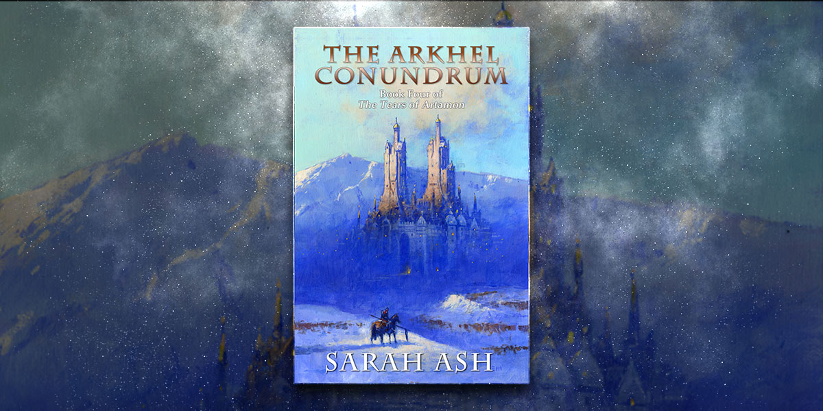 The Arkham Conundrum by Sarah Ash